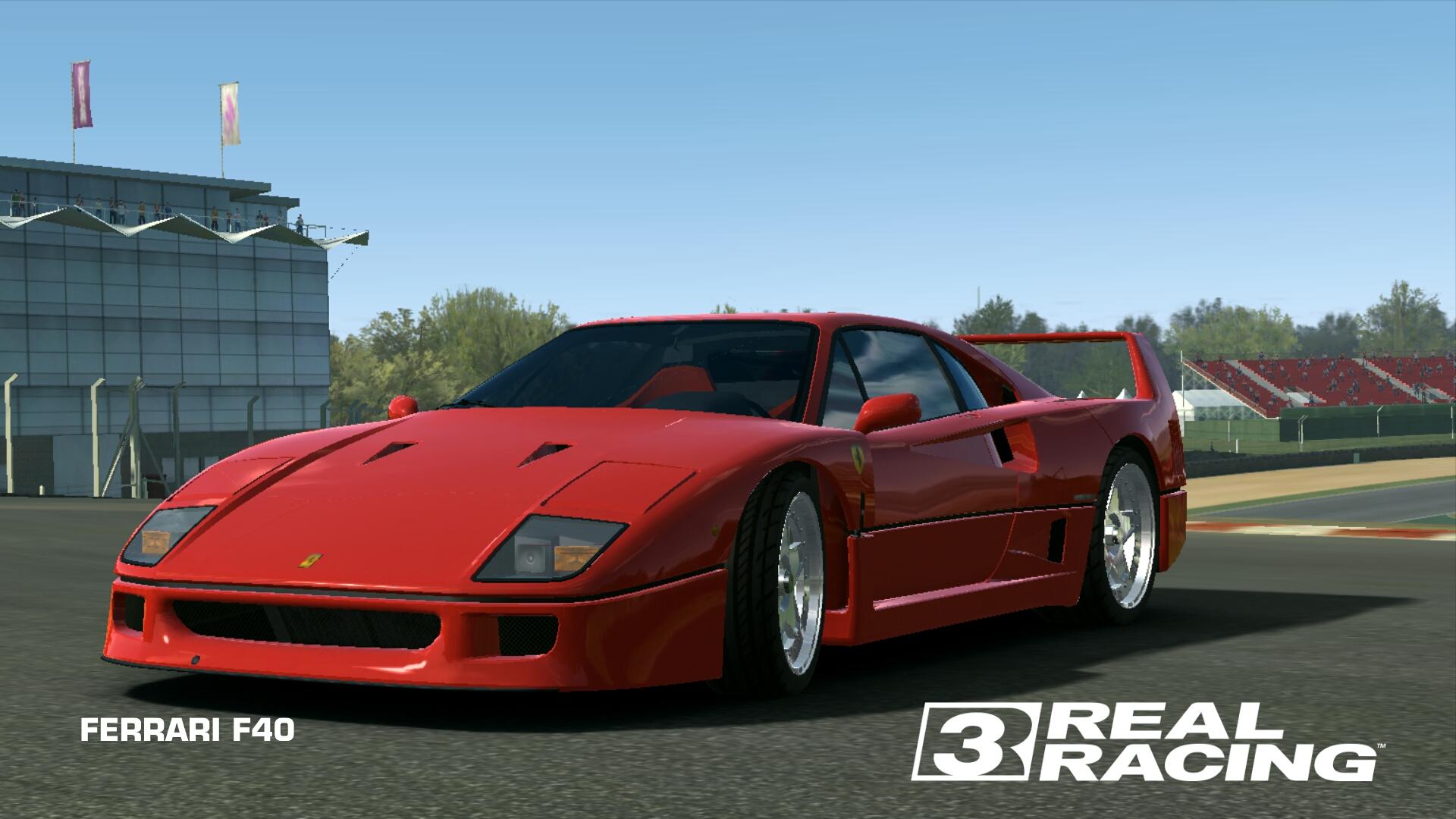Ferrari F40 Real Racing 3 Wiki Fandom Powered By Wikia