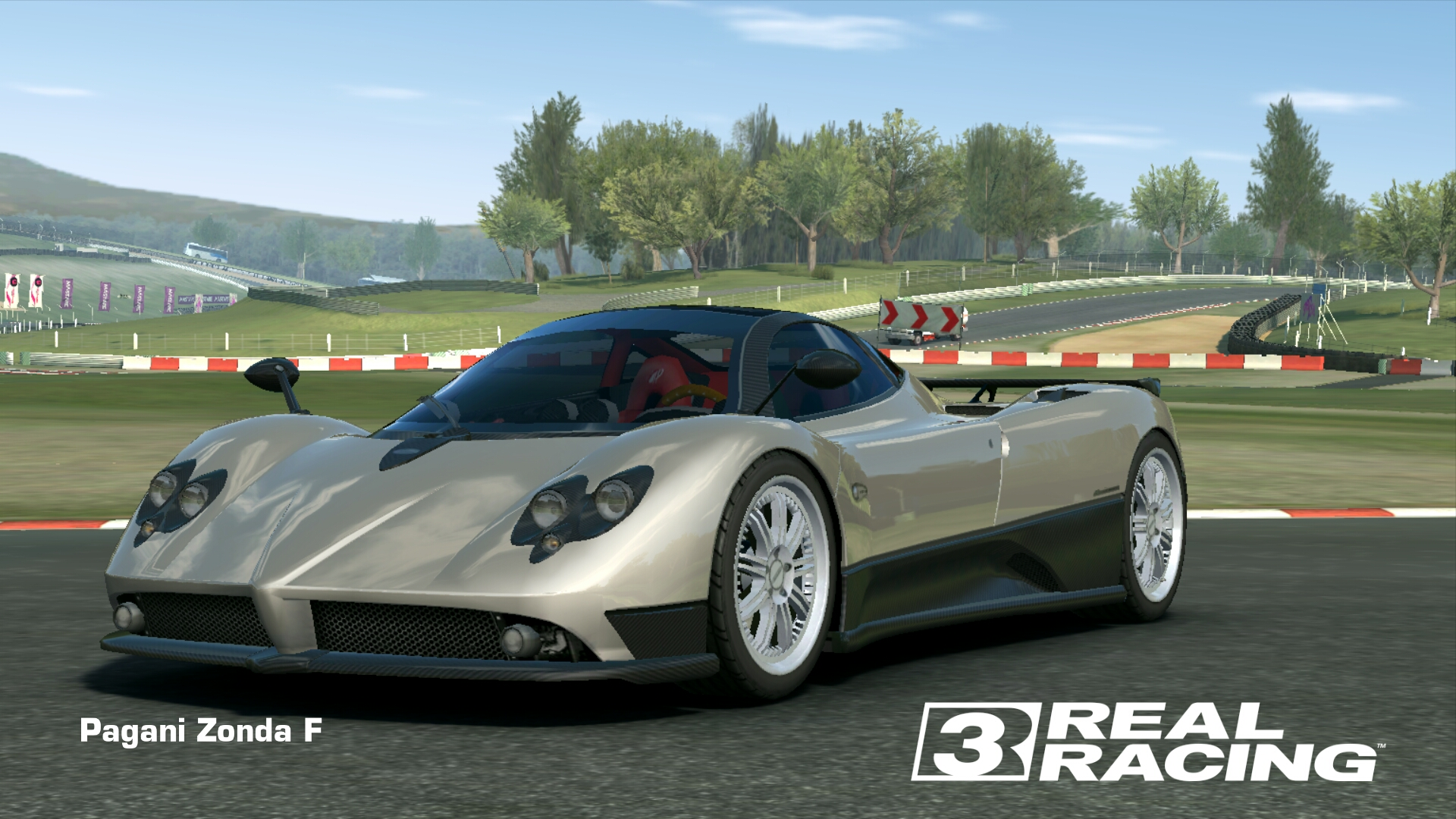 Showcase Pagani Zonda F