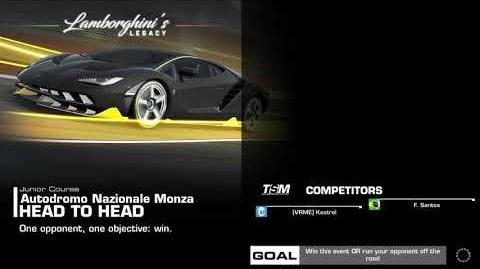 Lamborghini's Legacy, Stage 1 Race 2, Upgrades 3232122