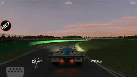 Real Racing 3, Path of Defiance, Stage 4