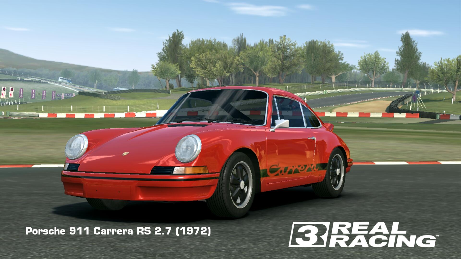 Showcase Porsche 911 Carrera RS 2.7 (1972)