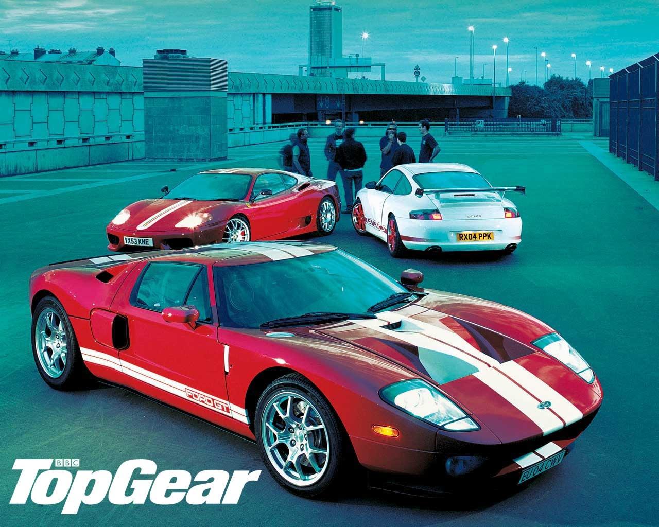 Top Gear Ford Gt  X Jpg