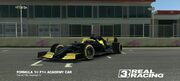 Zero-One F1 Academy Car