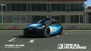 I20 WRC Motor Show