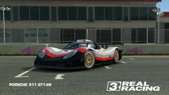 Porsche GT Racing Team 911 GT1-98