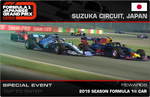 Series Formula 1® Japanese Grand Prix™ 2019