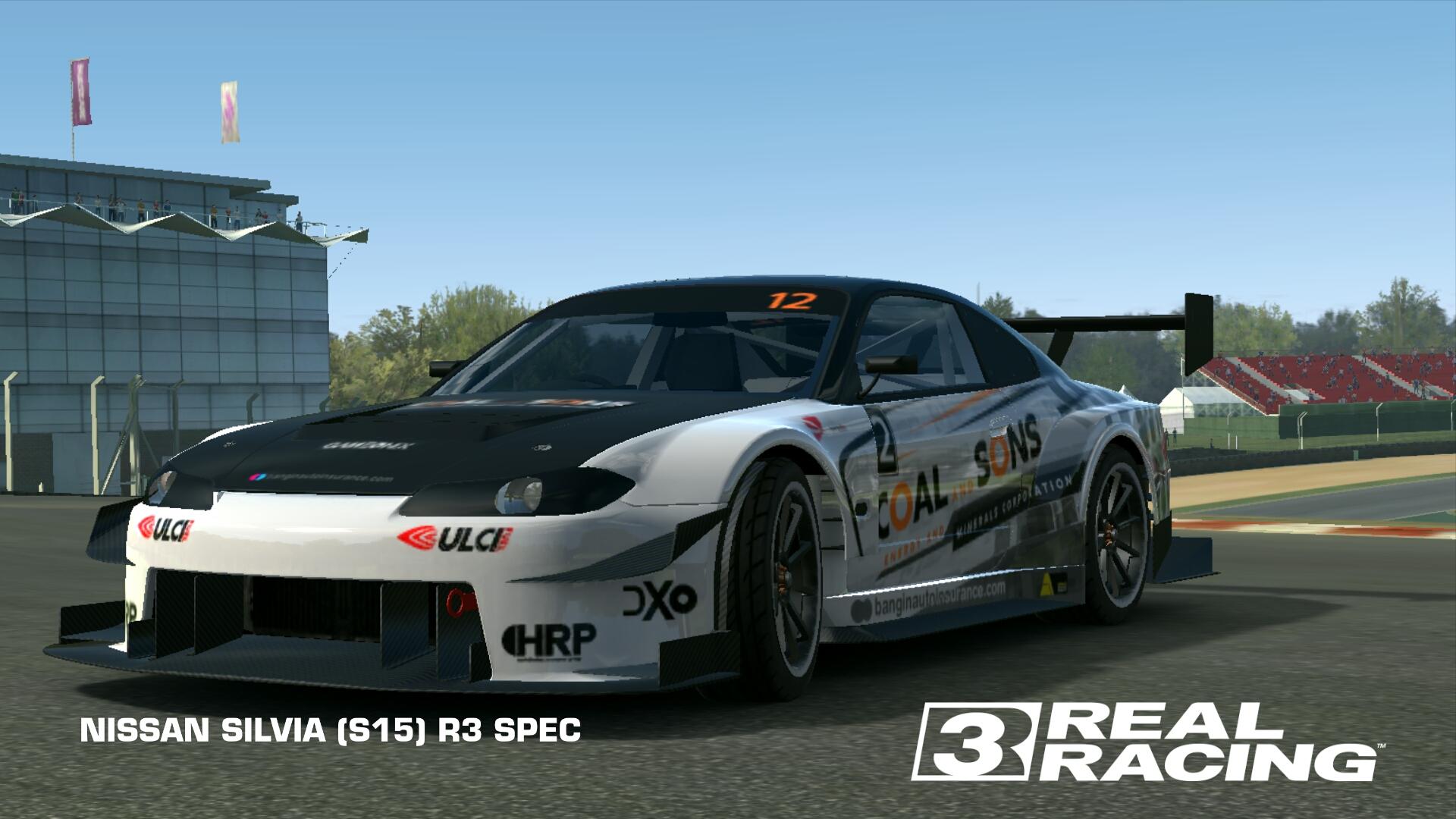 Silvia s15 r3 spec