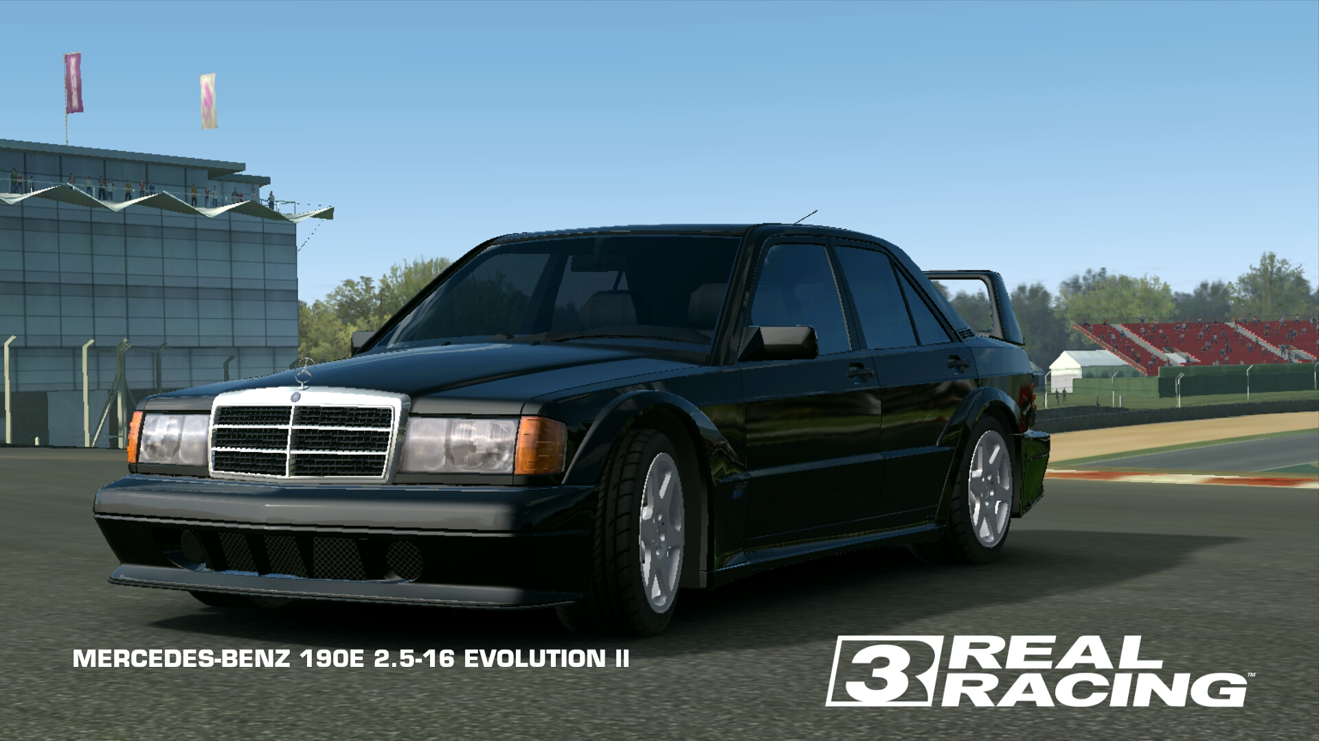 Mercedes Benz 190e 2 5 16 Evolution Ii Real Racing 3 Wiki Fandom