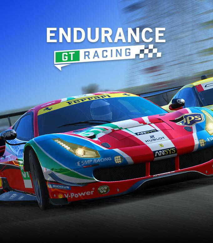 Gt Racing 2 The Real Car: 2017 Season (Endurance GT Racing)