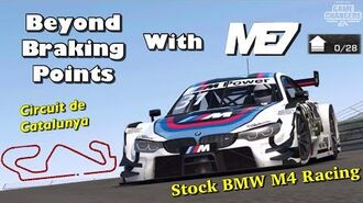 Beyond Braking Points - Circuit de Catalunya