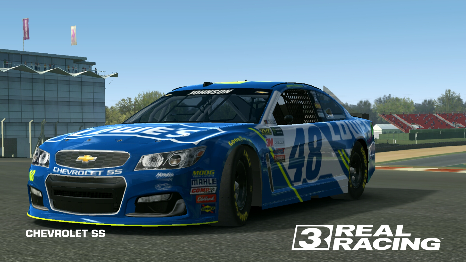 Chevrolet Ss Hendrick Motorsports 2017 Real Racing 3 Wiki