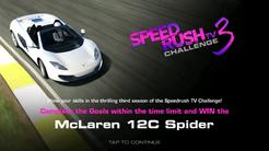 Speedrush TV Challenge - Season 3