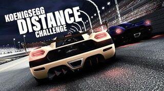 Koenigsegg Distance Challenge (Top 4 Options)