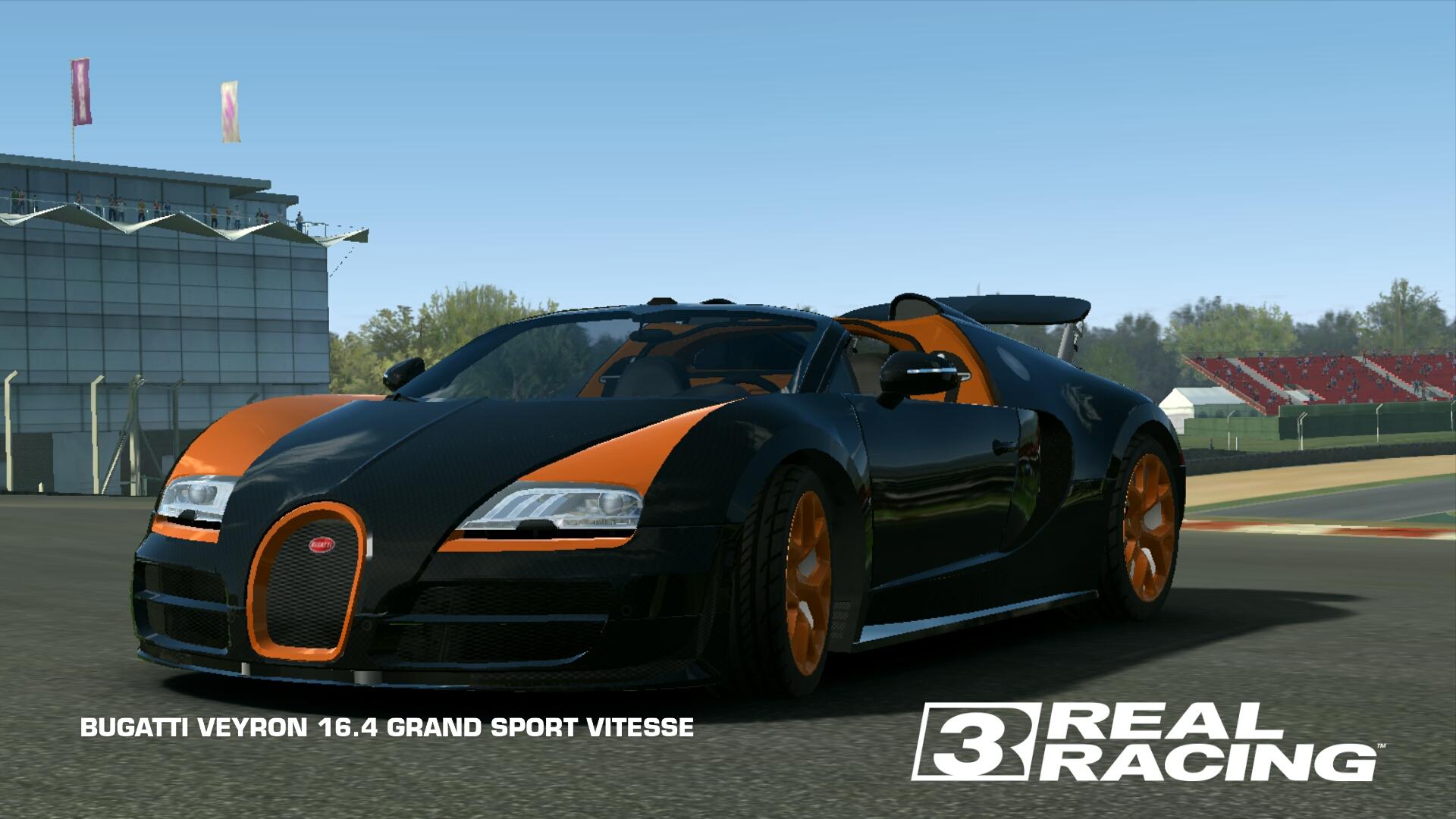 Bugatti Veyron 16 4 Grand Sport Vitesse Real Racing 3 Wiki