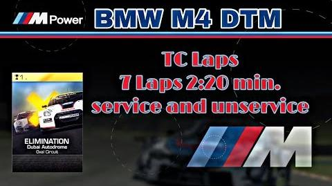 TC Laps Dubai Elimination 2 20 min 7 Laps