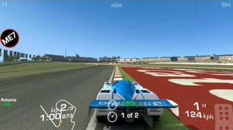 Real Racing 3, Path of Defiance, Stage 6