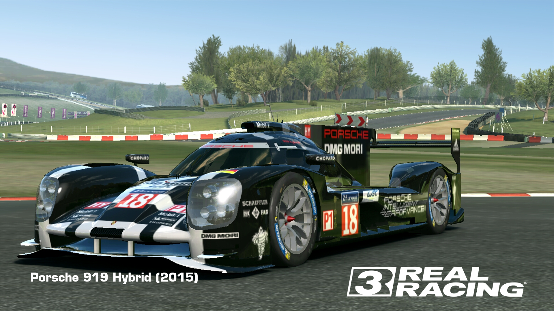 Audi r8 lms ultra rr3 8