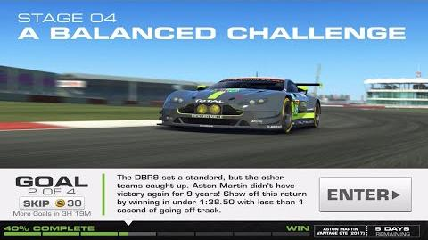 RR3 Balance Of Power Stage 4 Goal 2 Upgrades 1110100 Real Racing 3