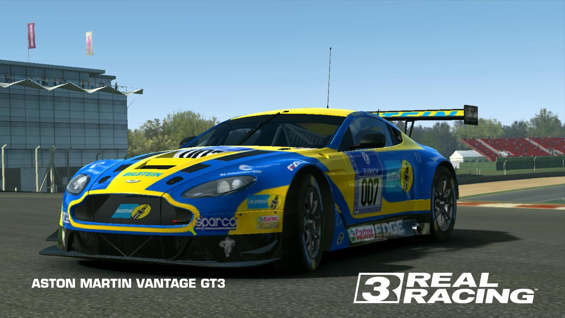 ASTON MARTIN VANTAGE GT Real Racing Wiki FANDOM Powered By Wikia - Aston martin wiki