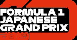 FORMULA 1 JAPANESE GRAND PRIX 2019 flag