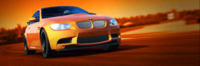 Series BMW M3 GTS (Exclusive Series)