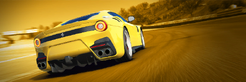 Series Ferrari F12tdf (Exclusive Series)