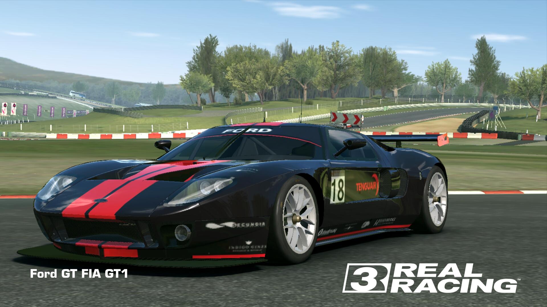 Showcase Ford GT FIA GT1
