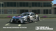 BMW M4 livery