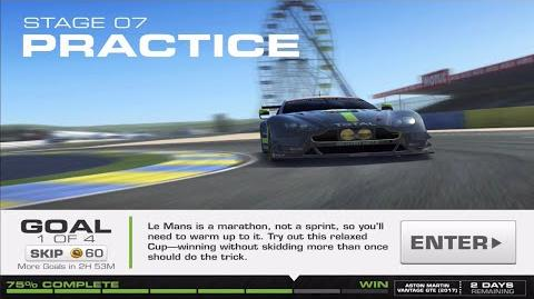 RR3 Balance Of Power Stage 7 Goal 1 Upgrades 1131333 (178 gold) Real Racing 3