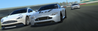 Series Aston Martin Expedition