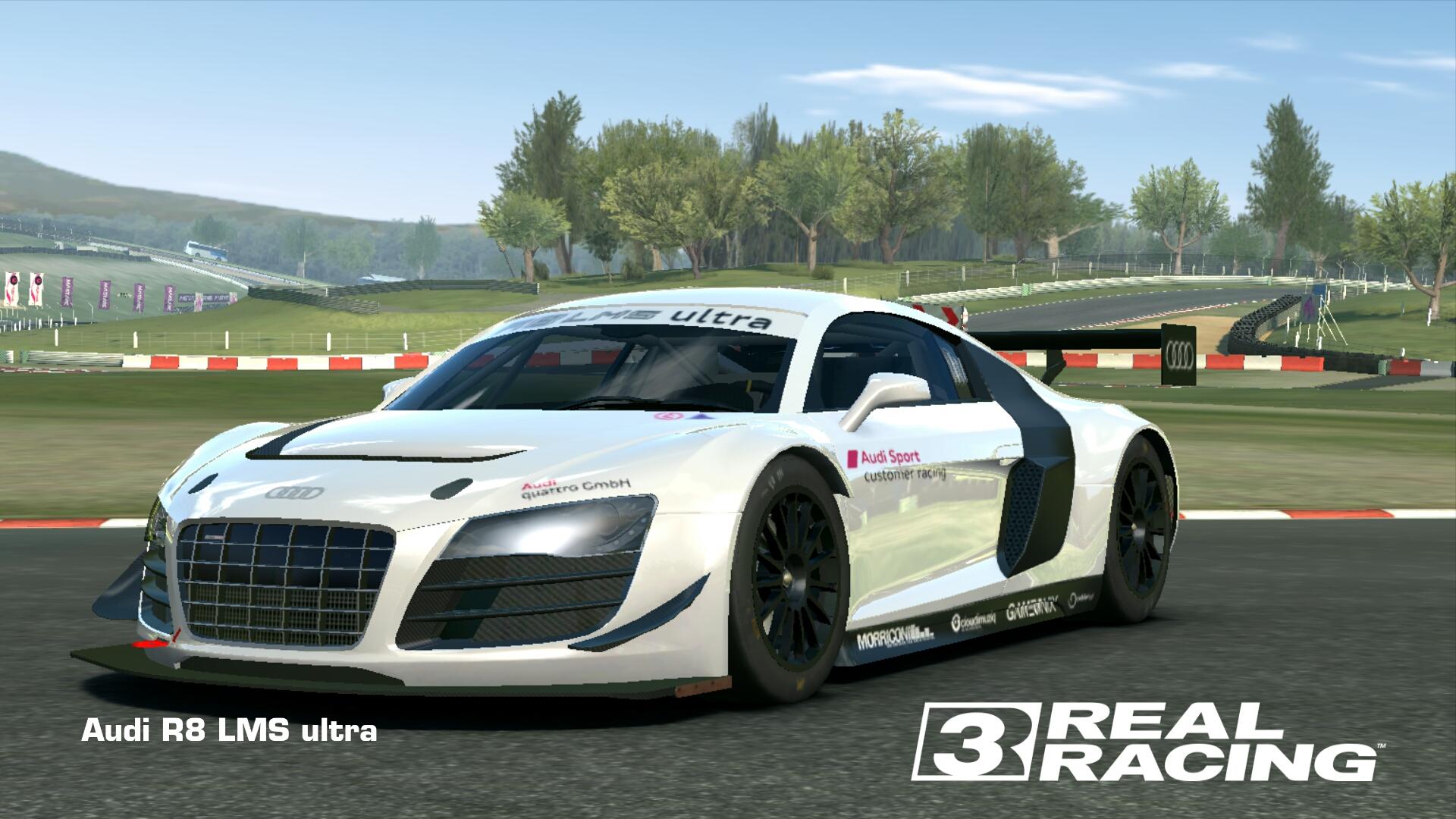 Showcase Audi R8 LMS ultra