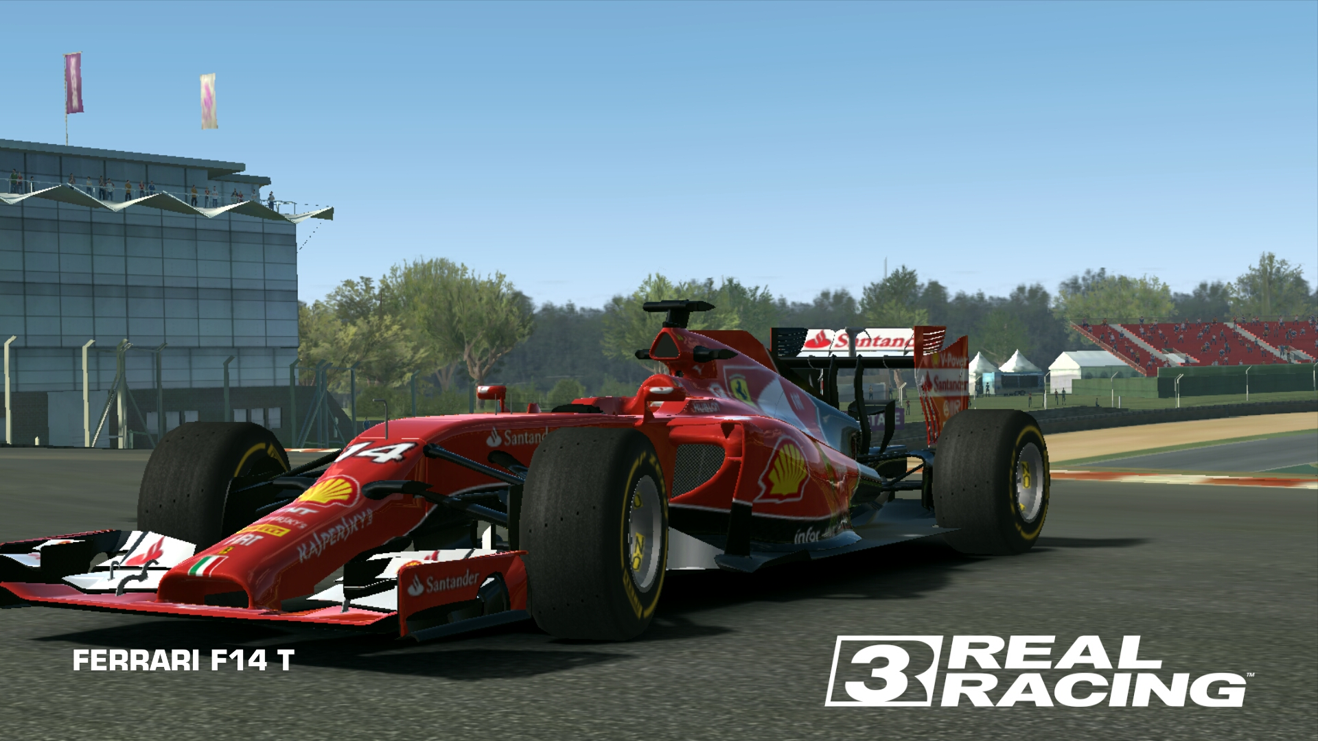 FERRARI F14 T | Real Racing 3 Wiki | FANDOM powered by Wikia
