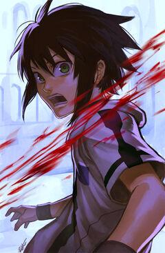EvilinPink seraph of the end yuichiro by kasai-d8q5qnu