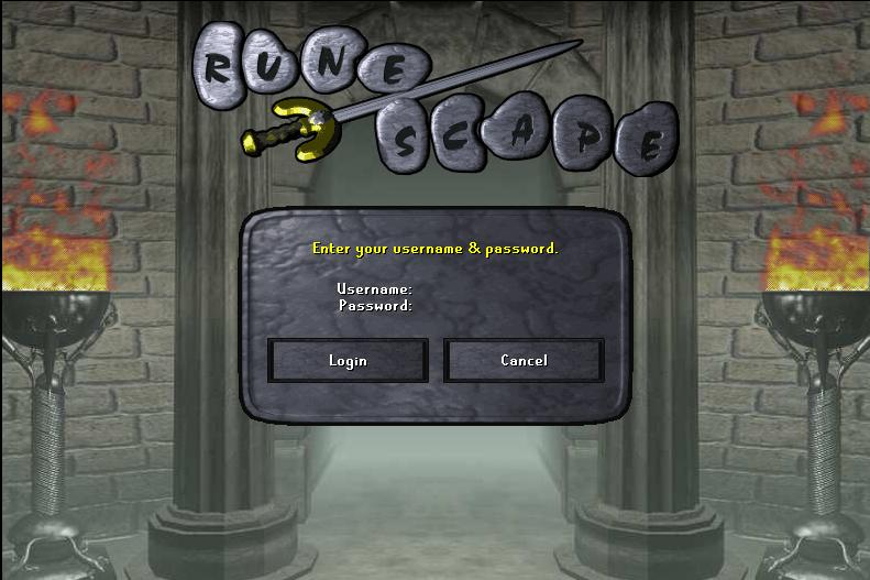 2007 - Old School RuneScape    You Vote! | RS07 Wiki