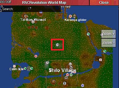 Jungle Trolls map