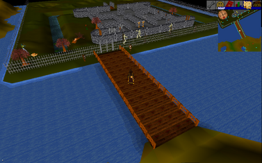Bridge to Savage Slough