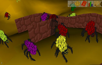 Venom Bombers in the desert