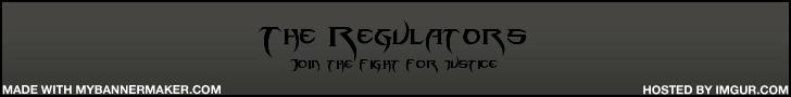 Regulators Banner