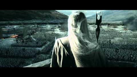 Sarumans famous speech