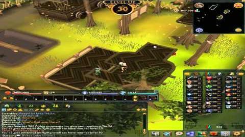 Runescape Progress Video 4 ~ October Week 1 2013