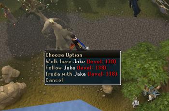 Jake rightclick