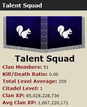 Talent Squad