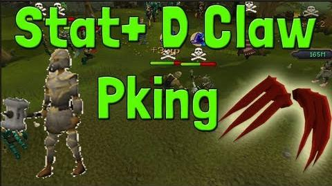 Pk K1n9 5 Runescape High Risk Full Statius Whip To Dragon Claws Pking With Commentary