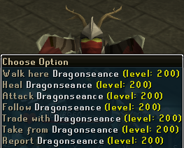 Dragonseance Seconds before achieving his Trimmed Completionist cape