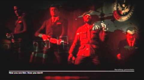 NightmareRH Playing Black Ops (Nazi Zombies Duo)