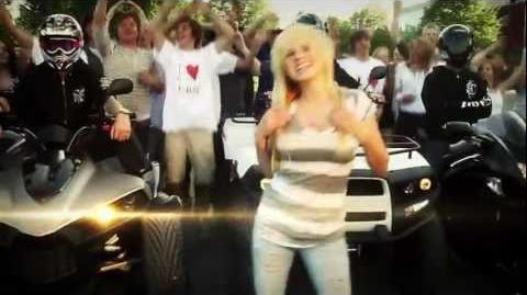 TABBY-Dancing in my cowgirl boots OFFICIAL MUSIC VIDEO