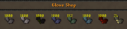 Culinaromancer's gloves