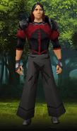 Na-kur Demon armor v1