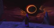 Niesebanel Zadicus witnesses the Eclipse