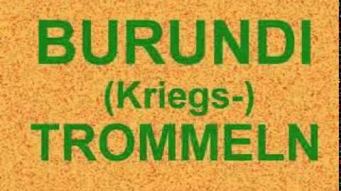 BURUNDI (war)DRUMS (old recording) (1)